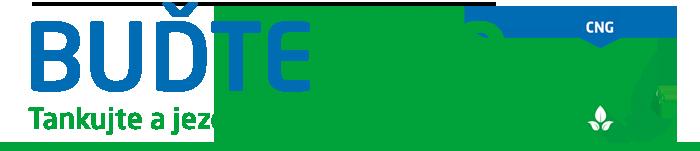CNG - buďte eko. Tankujte a jezděte na CNG od TUkas