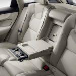 Interiér Volva XC60 - zadní sedačky