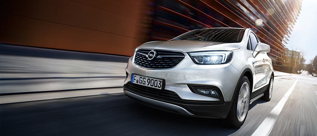 Opel mokka x tukas a s for Opel mokka opc line paket exterieur