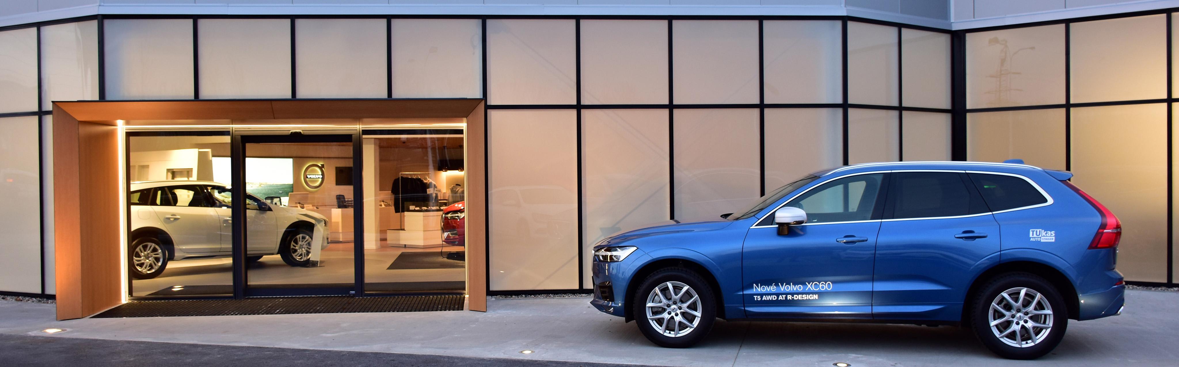 autosalon Volvo
