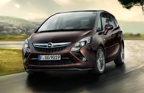 Opel Zafira Tourer Recenze Informace Historie Tukas As