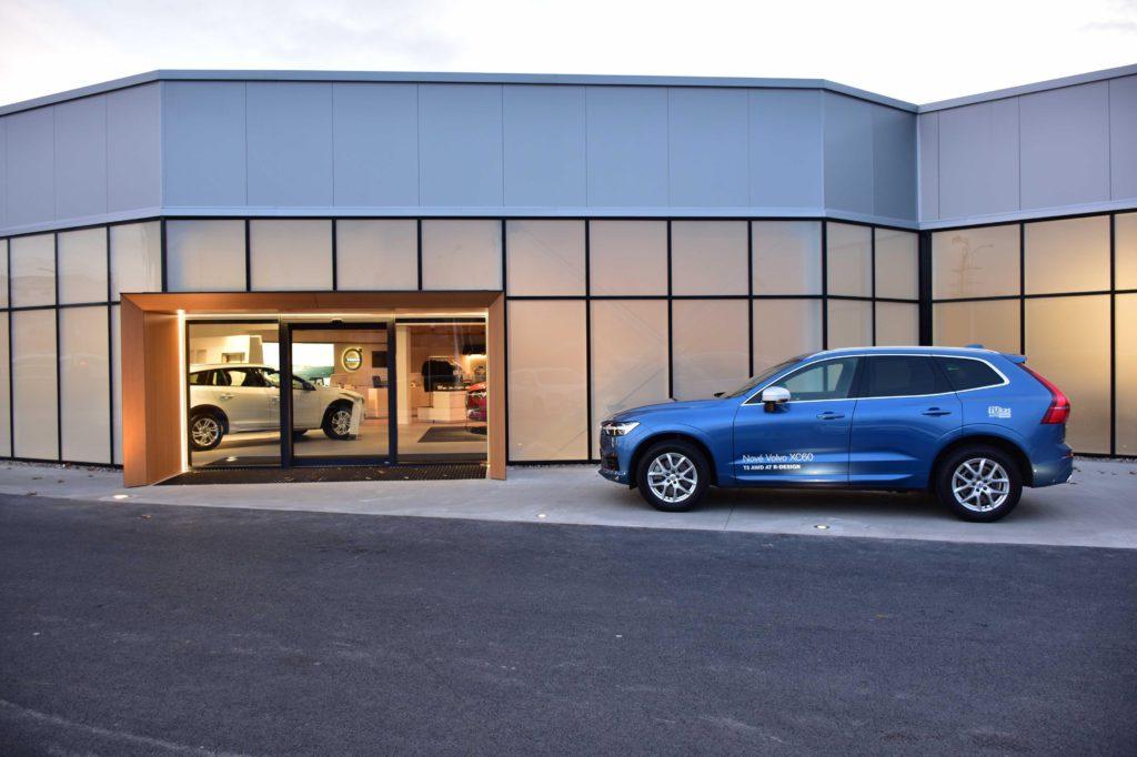 Prodej vozů Volvo