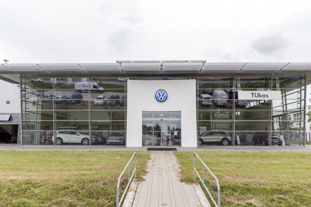 Prodej vozů Volkswagen