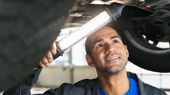 Ford servis - program pro vozy 5+