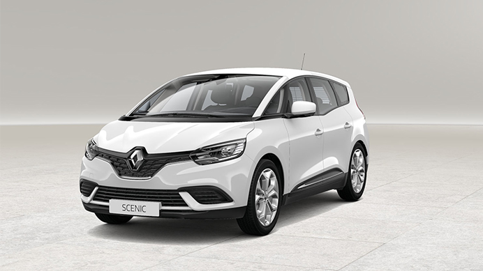 Renault GRAND SCÉNIC 1,3 TCe 140k, Winter Edition