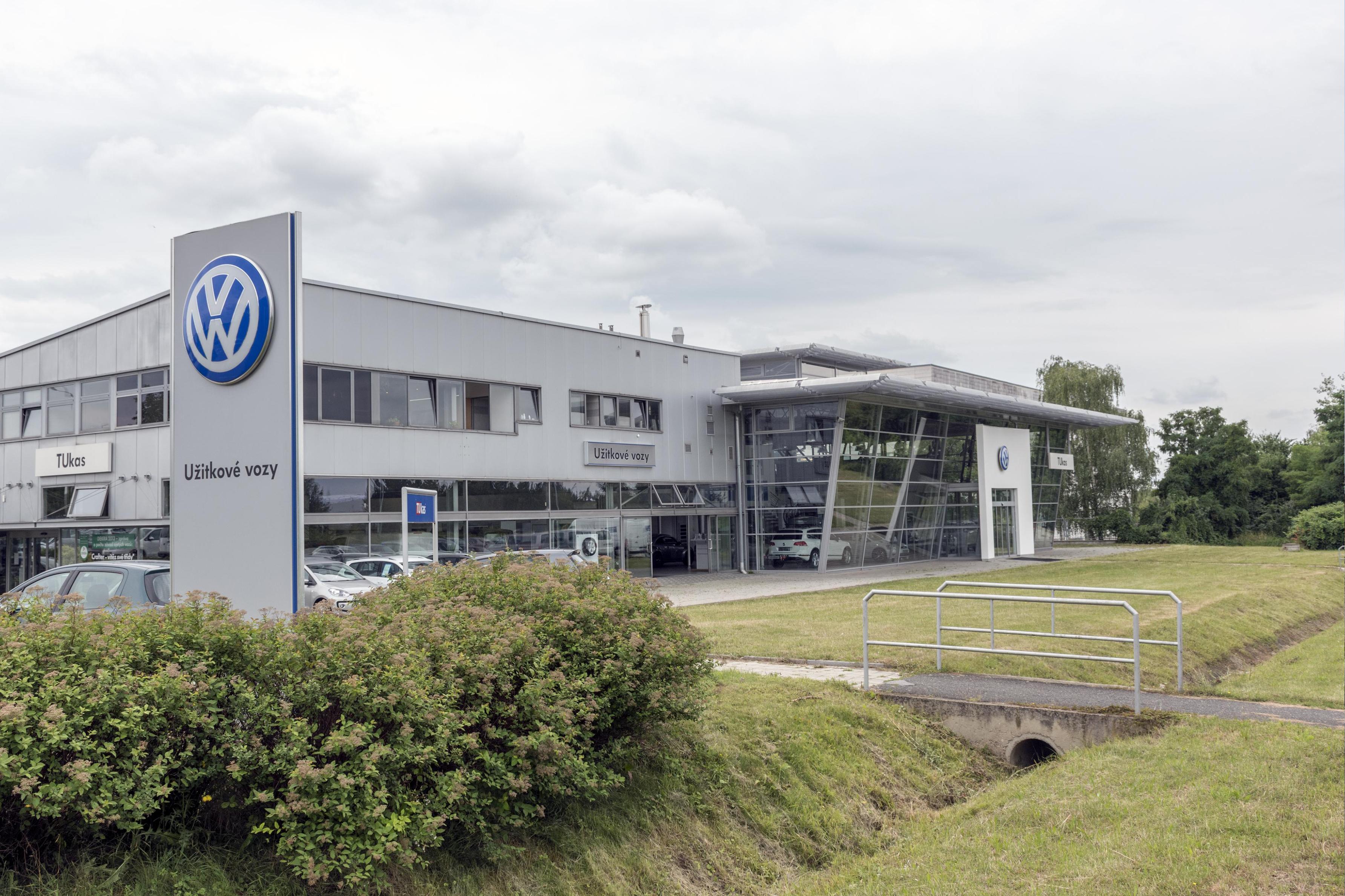 Prodejce užitkových vozů Volkswagen