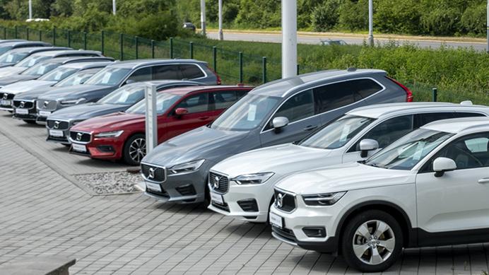Volvo Selekt - zvýhodnění až 65 000 Kč