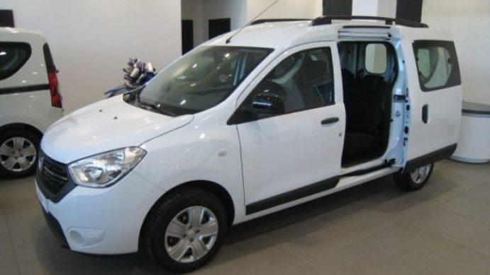 Dacia DOKKER + tažné zařízení ZDARMA