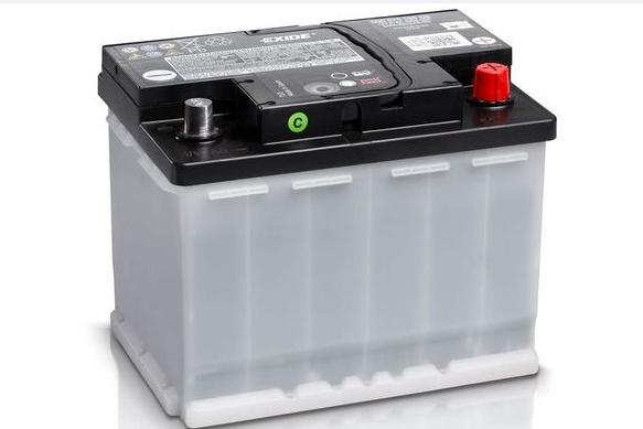 Audi Originální startovací baterie
