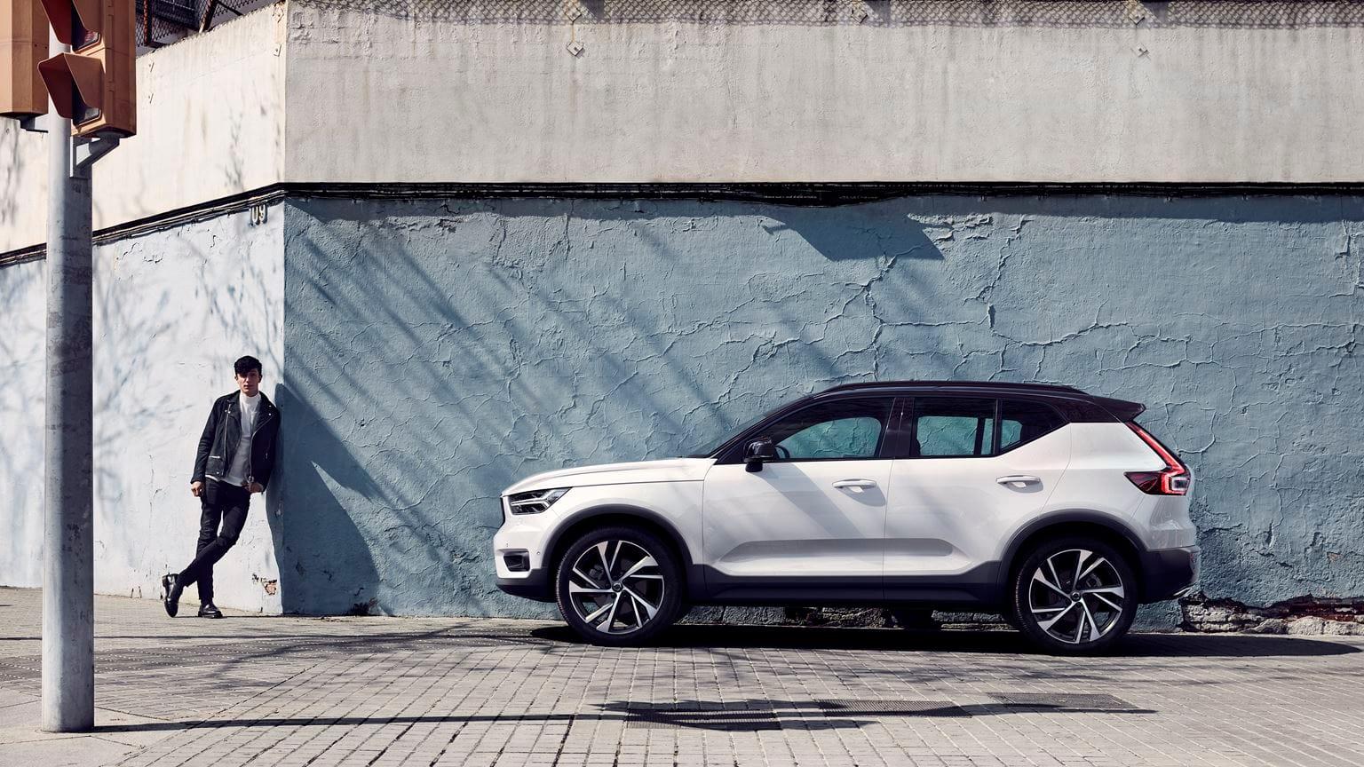 Volvo XC40 - splátka úvěru:      7.609 Kč / měsíc