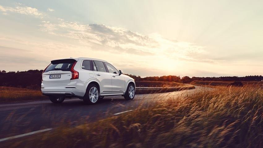Volvo XC90 - splátka úvěru: 16.995 Kč / měsíc