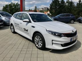 KIA Optima SW JF 1,7 CRDi BUSINESS LINE