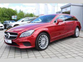 Mercedes-Benz CLS 350  3.0 CDI AT 4x4 BlueTEC